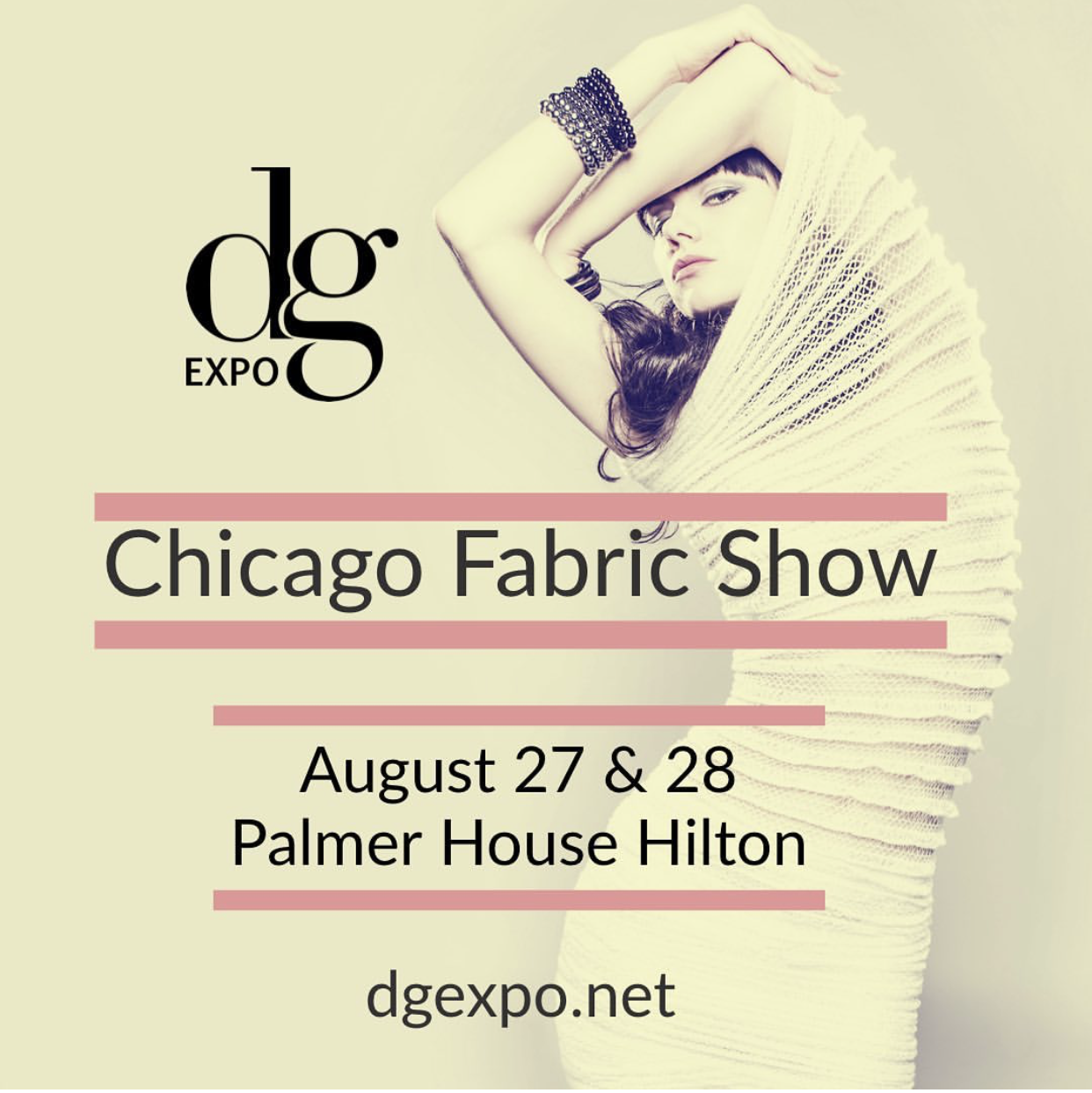 fgi chicago event trade show dg expo sourcing fabric materials