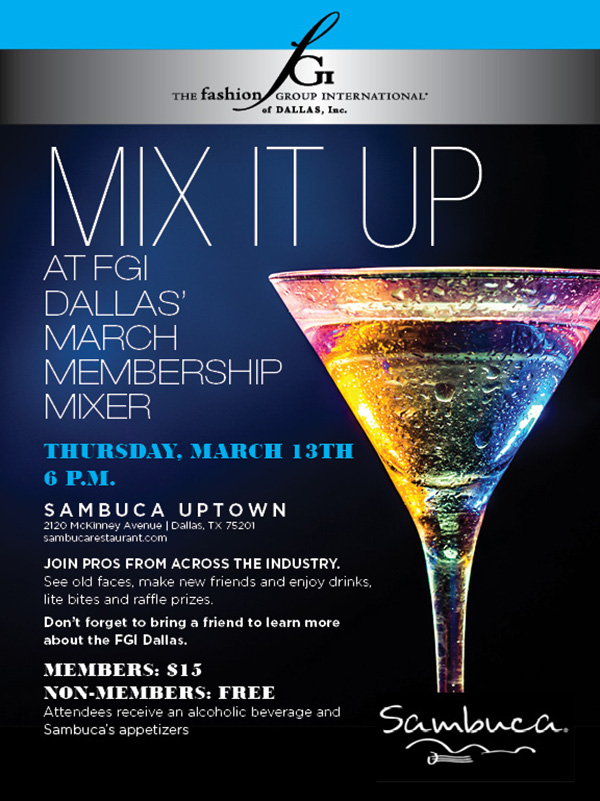 March Mixer at Sambuca