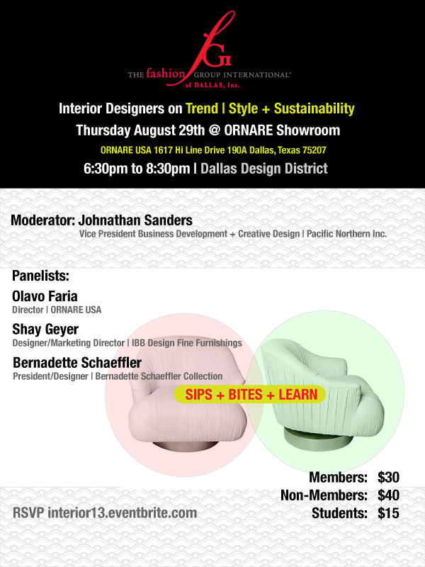 Interior Design Program 2013 Invite