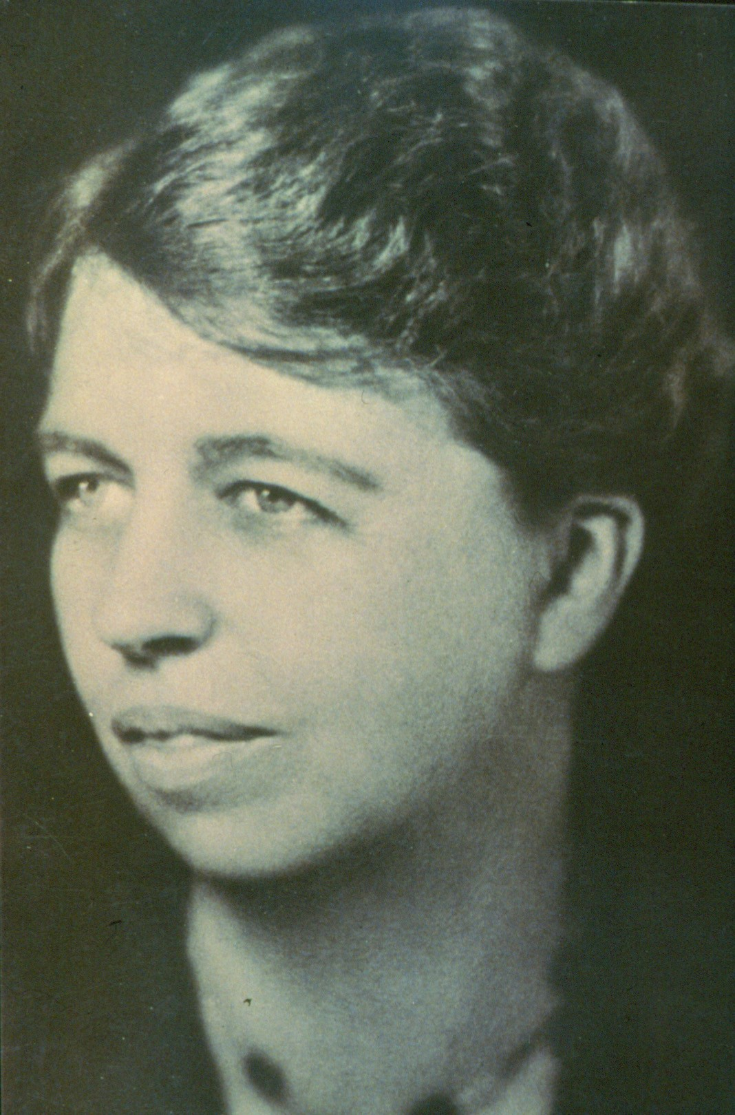 Eleanor Roosevelt headshot
