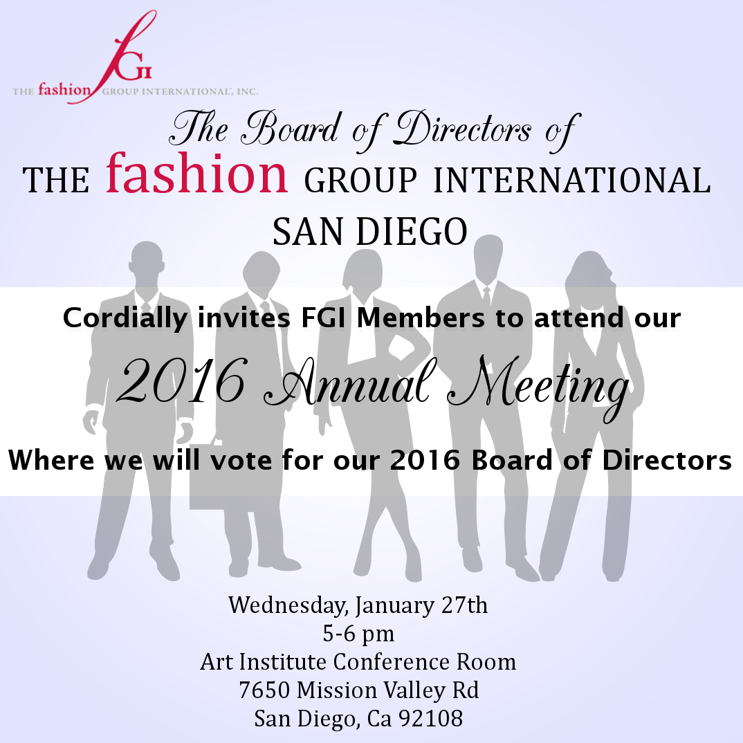2016 Annual Meeting Invite FGI